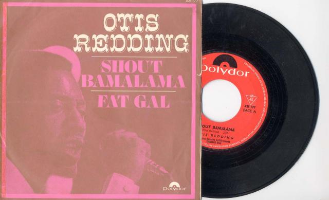 Otis Redding Fat Gal Shout Bamalama