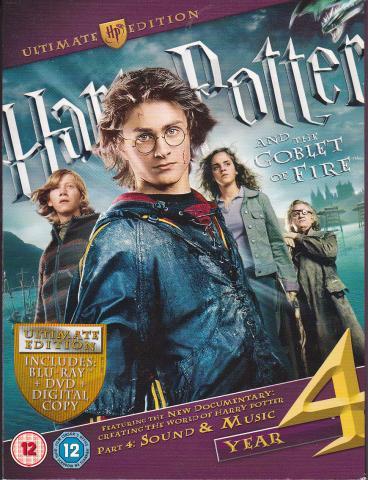 Achat vente aux ench res petites annonces mascoo - Harry potter et la coupe de feu bande annonce ...