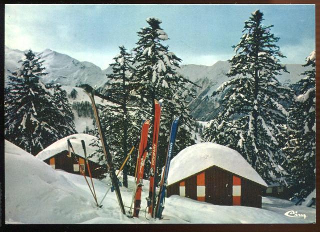 refuge guzet neige