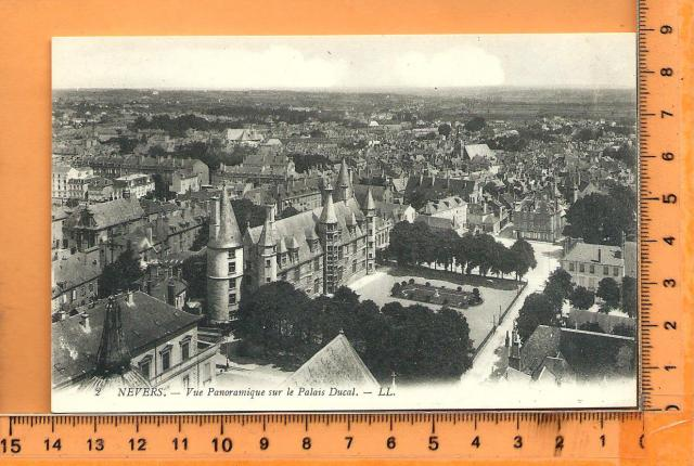 Vue Panoramique Nevers