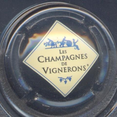 CAPSULE DE CHAMPAGNE GENERIQUE N°665b*