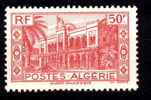 Timbre Algerie Neuf N° 167 ** Lambese Stamps Architecture