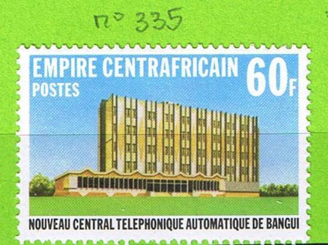 central téléphonique automatique