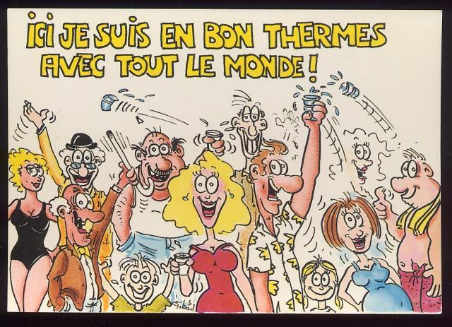 """Résultat de recherche d'images pour """"cure thermale humour"""""""