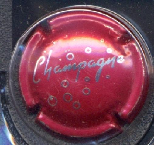 vendeur capsule champagne générique