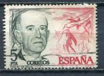 Timbre ESPAGNE 1976  Obl  N° 2026  Y&T   Personnages