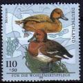 ALLEMAGNE N° 1848 o Y&T 1998 Oiseaux (Canards)