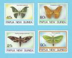 PNG PAPOUASIE NOUVELLE GUINEE PAPUA PAPILLONS 1994 / MNH**