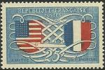 Francia 1949.- Y&T 840**. Scott 622**. Michel 845**.