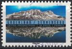 France 2017 rond Reflets Paysages du Monde Groenland Sermersooq Y&T 1369 SU