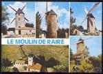 CPM  RAIRE  Le Moulin  Multi-vues