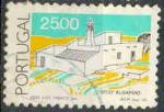 Portugal 1986 - Architecture : site Algarvio, obl./used - YT 1641 °