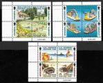 JERSEY  1993  Y&T   594  a  605  **   MNH