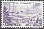 "LUXEMBOURG N° 471 de 1953 neuf ** ""radio Luxembourg"" coté 9¤"